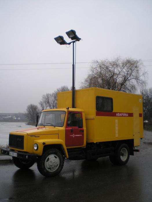 Услуги по переоборудованию транспортных средств