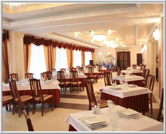 Заказать Ресторан в гостинице в гостиннице Олимп