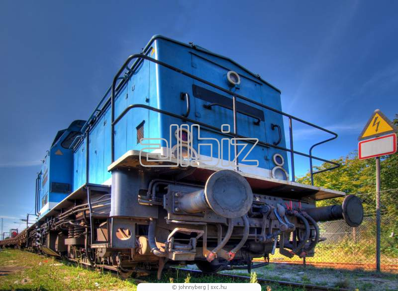 Заказать Перевозки грузовые железнодорожным транспортом