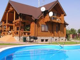 Заказать Строительство загородных деревянных домов