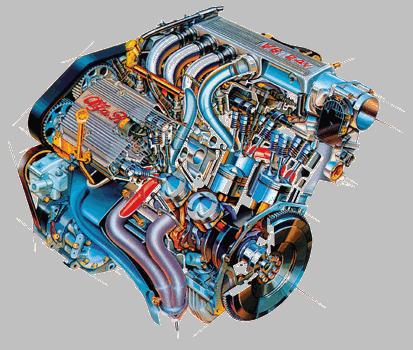 Заказать Моторный ремонт автомобилей