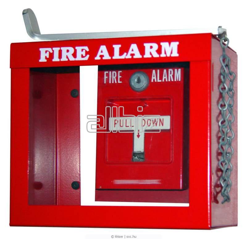 Заказать Монтаж пожарных систем, монтаж систем пожарной сигнализации, установка пожарной сигнализации, Киевская область.
