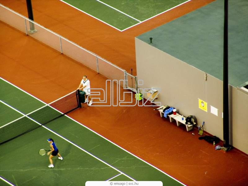 Заказать Теннисные корты при гостинице
