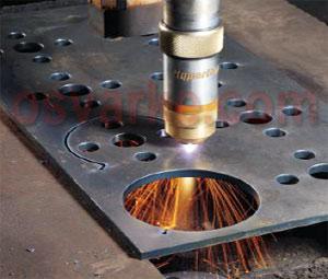 Заказать Плазменная резка металла, металлического листа, металлоизделий