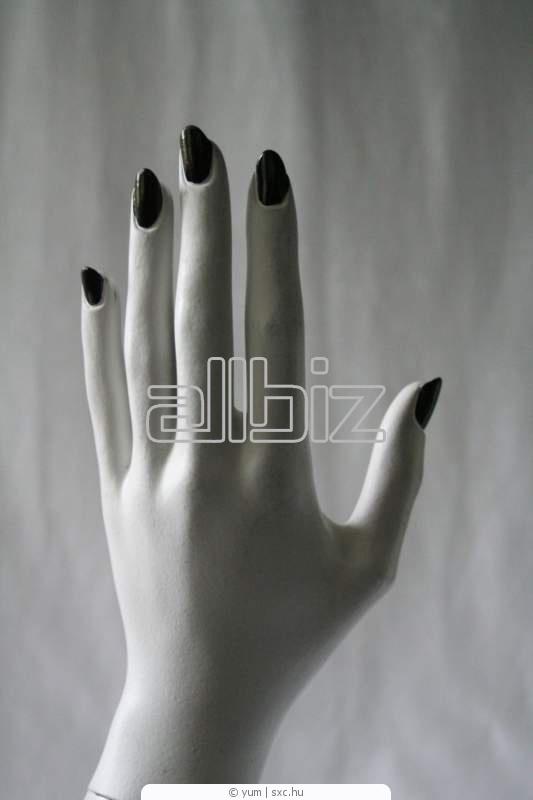 Заказать Наращивание ногтей: роспись, китайская роспись, лепка
