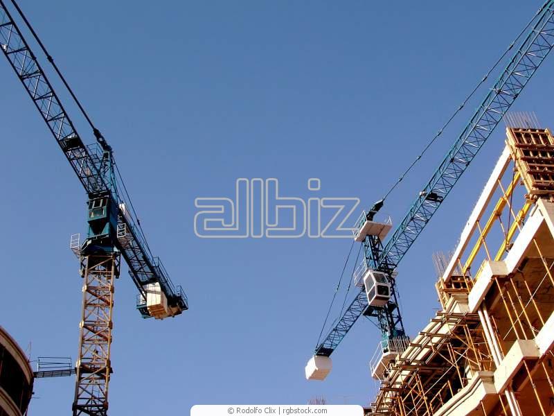 Заказать Строительство промышленных и жилых объектов, церквей, храмов