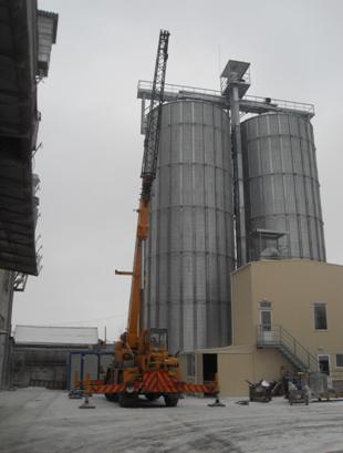 Монтаж железобетонных и металлических конструкций цена Черкассы
