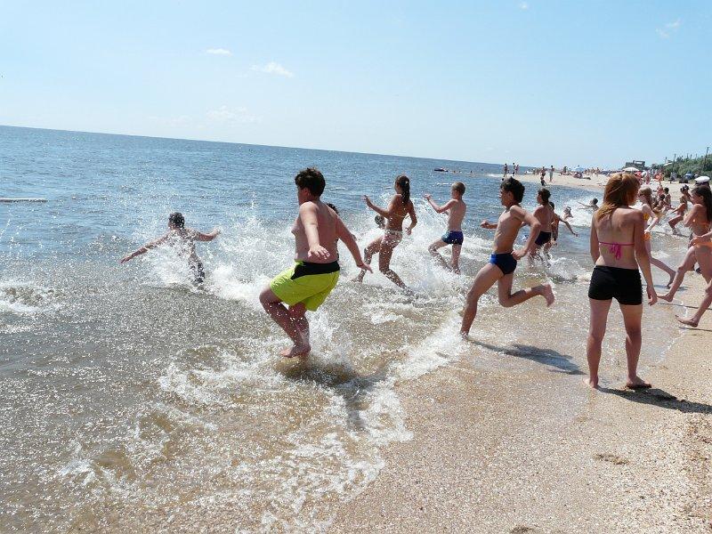 Заказать Отдых и оздоровление детей. Детский танцевальный лагерь на побережье Азовского моря.