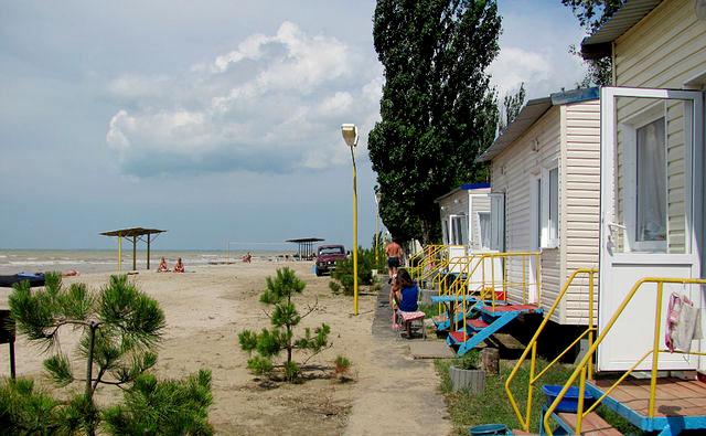 Заказать Отдых и оздоровление для всей семьи у Азовского моря