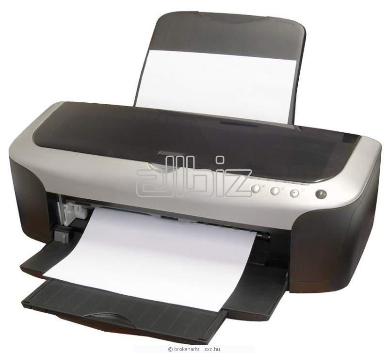 Заказать Заправка и ремонт принтеров
