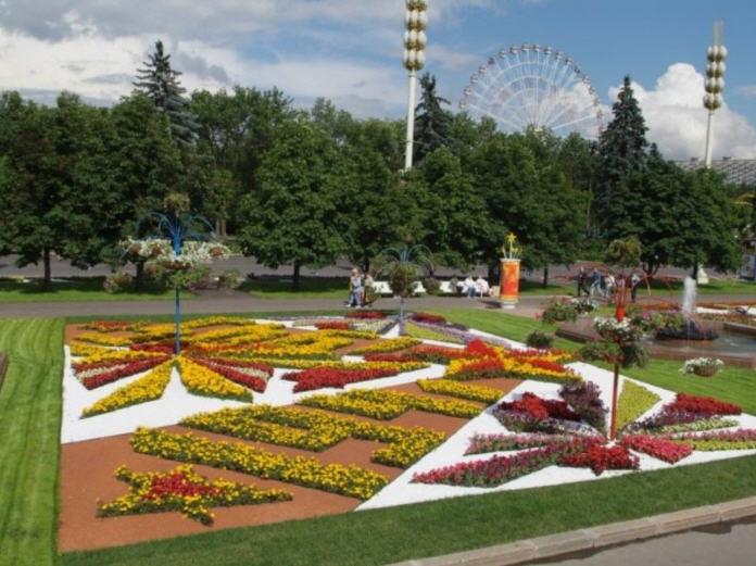 Заказать Оформление клумб и цветников. Благоустройство сада.