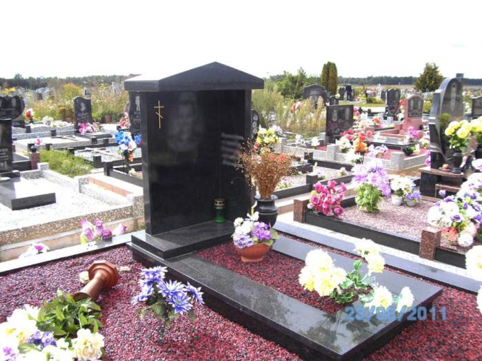 Заказать Благоустройство мест захоронения