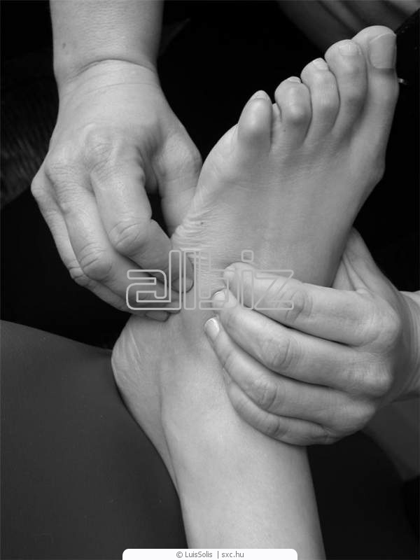 Заказать Массаж ног