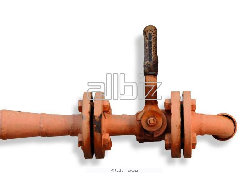 Заказать Монтаж и реконструкция систем газоснабжения