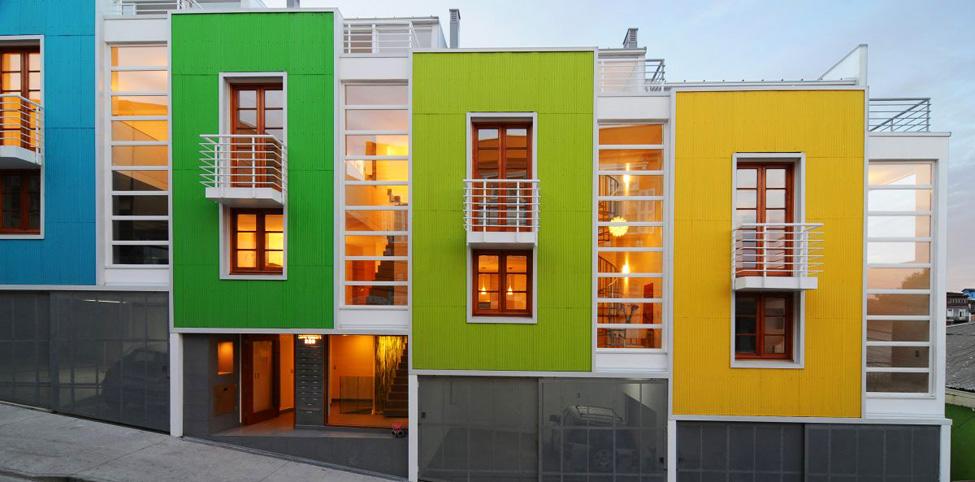 Заказать Малярные работы и отделка фасадов в строительстве