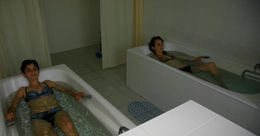 Заказать Курс лечебных ванн, Закарпатье