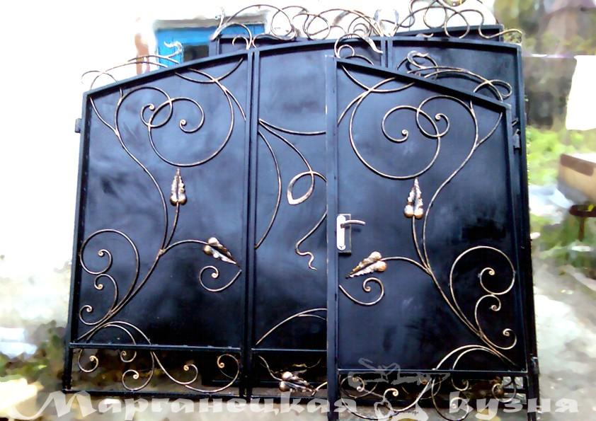 Заказать Кованные изделия ковка художественная ковка металлов г. Марганец