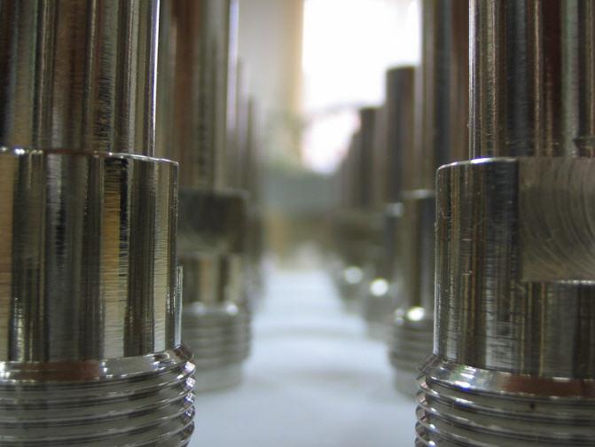 Никелирование деталей из стали