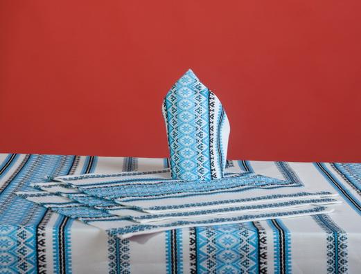 Индивидуальный пошив текстильных изделий в украинском стиле с вышивкой ТМ Любисток