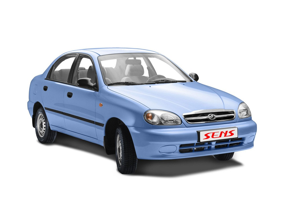 Order Rent and hire of Daewoo Sens