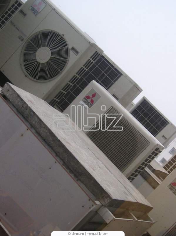 Заказать Монтаж систем кондиционирования воздуха, Днепропетровская область