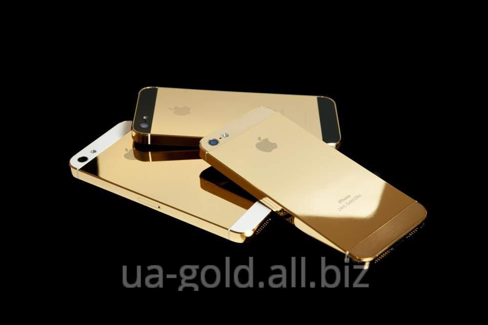 Order IPhone gilding