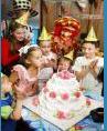 Заказать Детские праздники, организация праздников в Крыму.