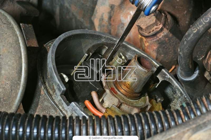 Заказать Ремонт автомобильного электрооборудования спецтехники