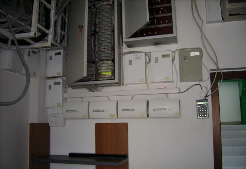 Заказать Системы охранной сигнализации