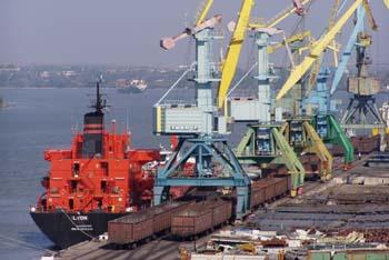 Заказать Измаил--внутрипортовые экспедиторские услуги Уголь, металлопрокат, чугун в страны Европы