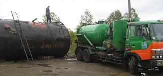 Заказать Утилизация отработанных нефтепродуктов, Утилизация и транспортировка нефтесодержащих отходов