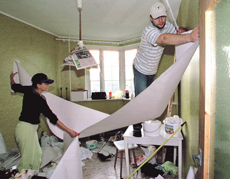 Заказать Ремонт квартир Киев, Ирпень, Ворзель, Буча