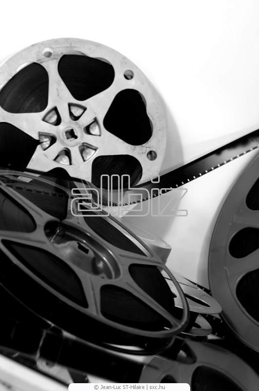 Заказать Видеомонтаж фильмов и слайд-шоу