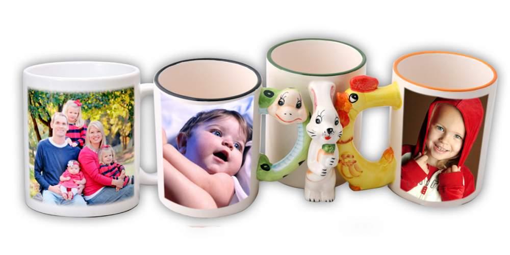 Заказать Печать фотографий на чашках