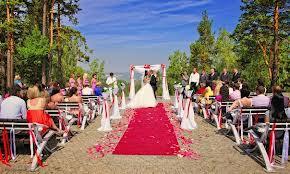 Заказать Выездная регистрация брака