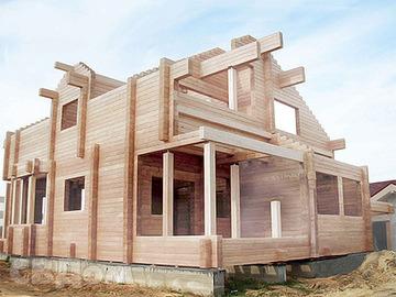 Заказать Возведение деревянных конструкций
