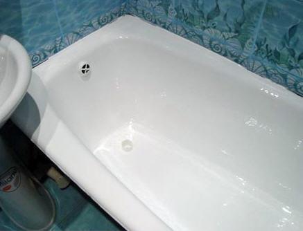 Заказать Восстановление эмали ванн