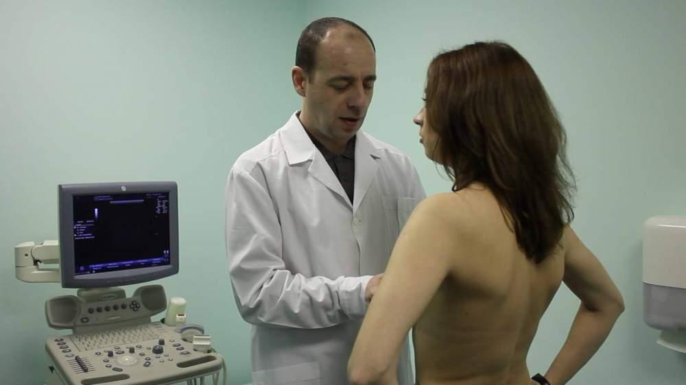Проктологический осмотр видео порно