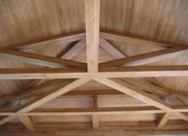 Заказать Строительство деревянных конструкций, сооружений в Украине