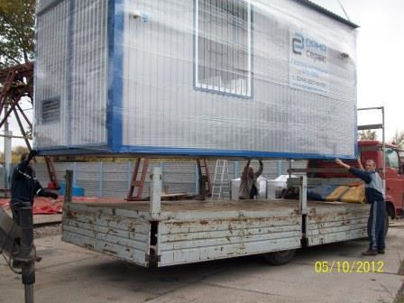 Заказать Производство транспортабельных котельных