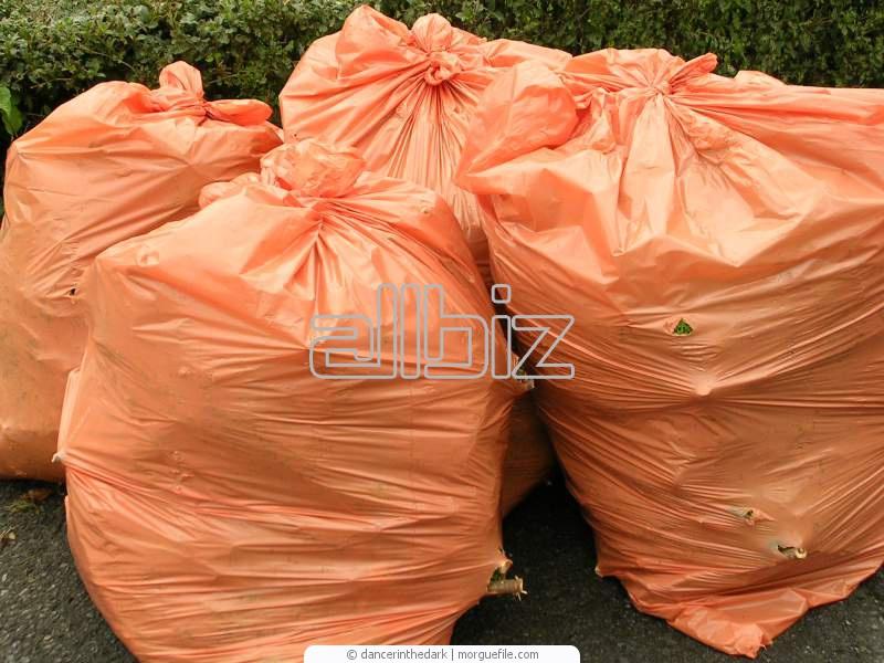 Заказать Уборка и вывоз мусора