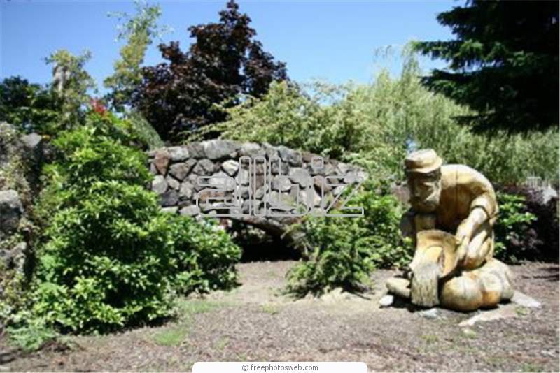 Заказать Проектирование и ландшафтный дизайн, реконструкция парков.
