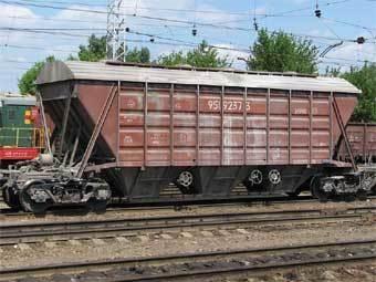 Заказать Приемка с железнодорожного транспорта
