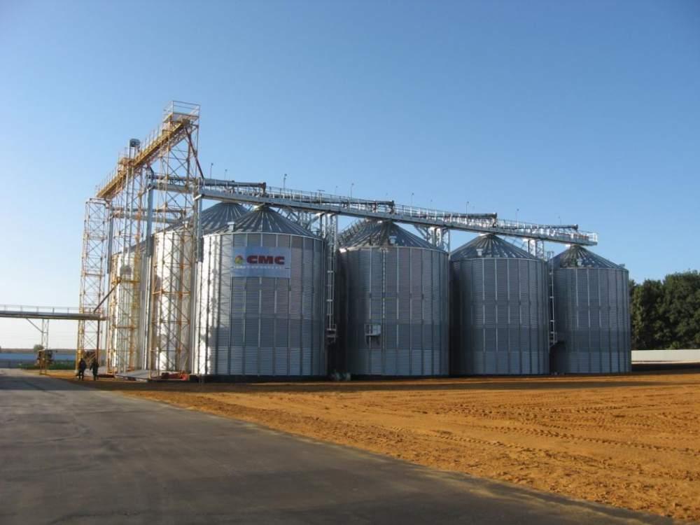 Заказать Хранение зерновых культур