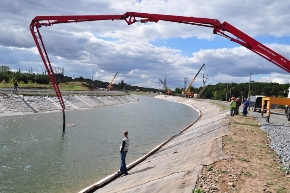 Заказать Строительство и ремонт морских и речных сооружений.