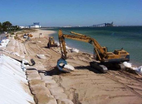 Заказать Строительство морских и речных сооружений