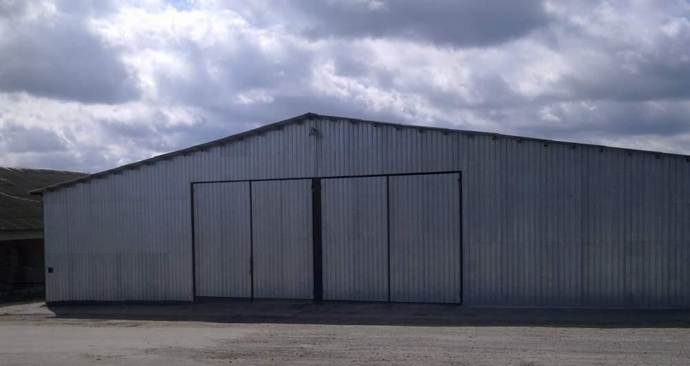 Заказать Строительство ангарных помещений в Житомире, Житомирской области