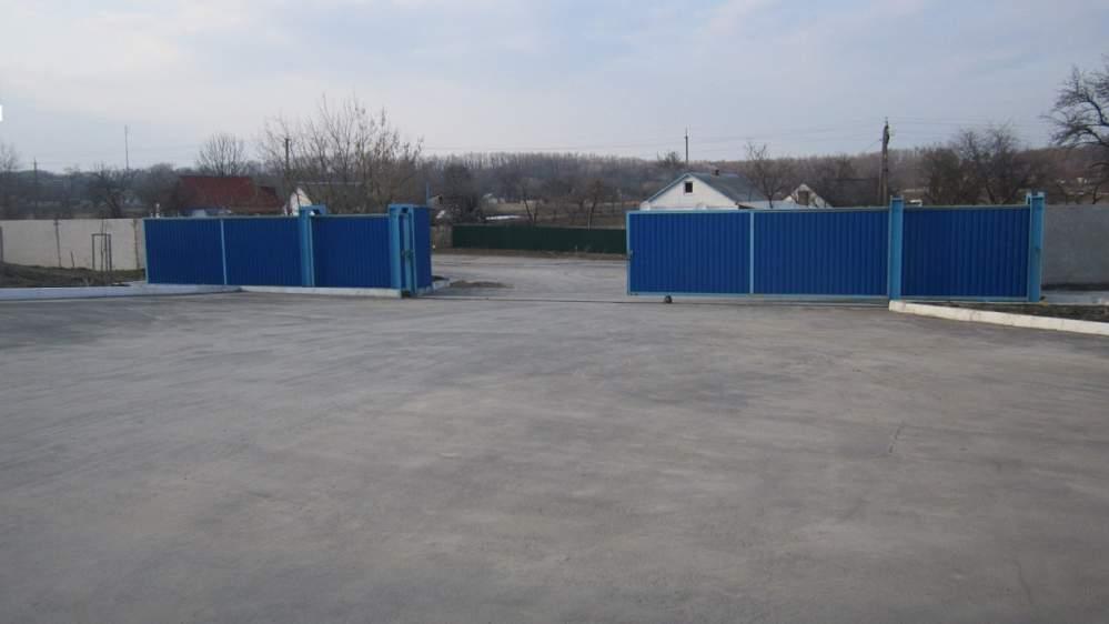 Заказать Установка ворот выездных распашных в Житомире. Монтаж ворот и воротных систем