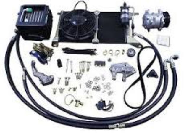 Order Diagnostics, repair, prevention, filling of automobile central airs with R-134a coolant. R-12.