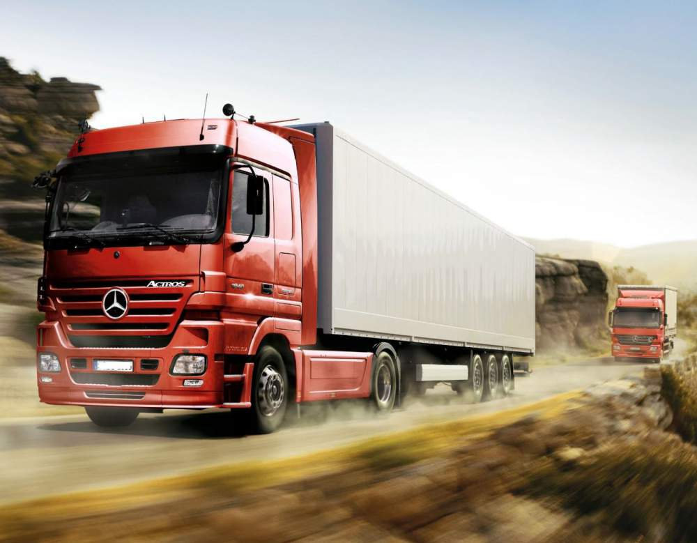 Международные автомобильные грузовые Россия-Украина